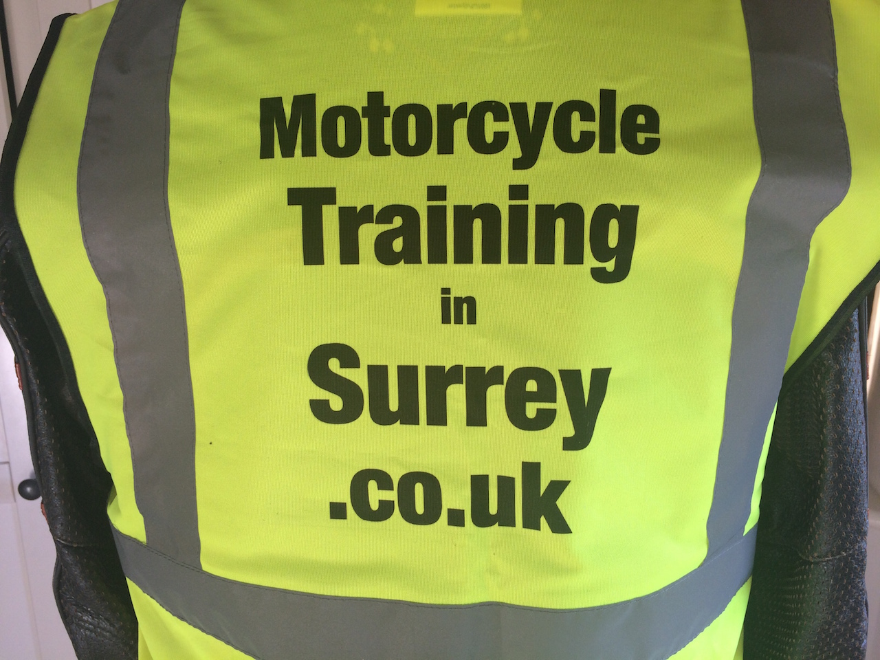 Hi Viz Motorcycle Training in Surrey