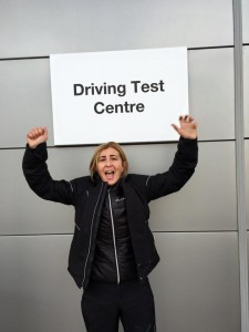 Pearl Sumariwall passes Module 1 at Uxbridge with Motorcycle Training in Surrey