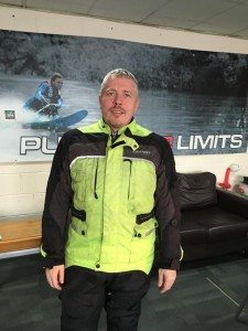 Chris Hudson passes CBT at Staines with Motorcycle Training in Surrey