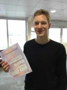 David Nagyapati passes CBT in Staines with Motorcycle Training in Surrey