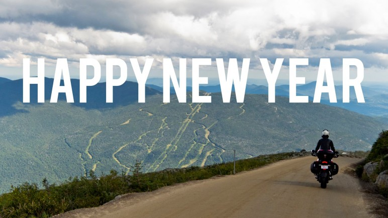 Happy New Year from Motorcycle Training in Surrey