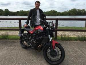Joe Hounsham passes CBT at Staines with Motorcycle Training in Surrey