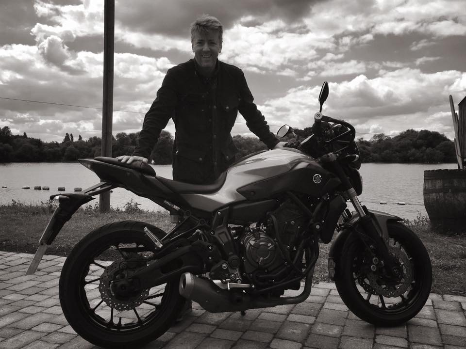 Jason Humphries passes Module 1 at Uxbridge with Motorcycle Training in Surrey