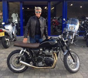 Jason Humphries passes Module 2 with Motorcycle Training in Surrey