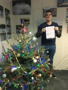 Josh Grimshaw passes CBT with Motorcycle Training in Surrey
