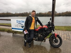 John Edge passes CBT at Staines with Motorcycle Training in Surrey